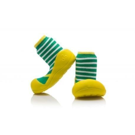 Attipas - první botičky - Ringle Yellow