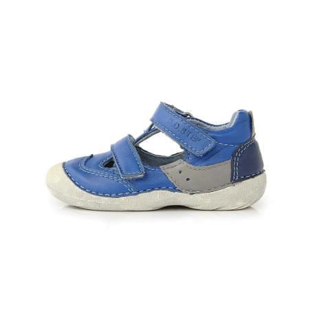 D.D.Step obuv - bermuda blue 015-123B