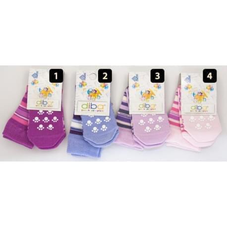 Diba dětské protiskluzové ponožky 1