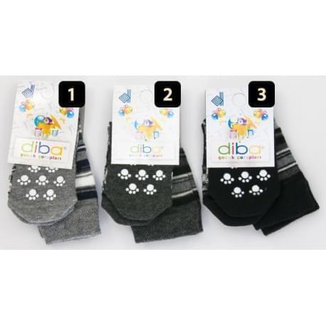 Diba dětské protiskluzové ponožky 3