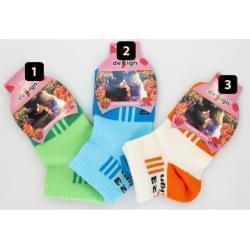Design Socks dětské kotníkové ponožky 1