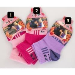 Design Socks dětské kotníkové ponožky 2
