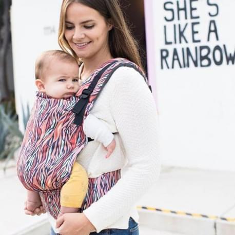 Tula Toddler - ergonomické nosítko - STORYTAIL + DÁREK Deka Tula