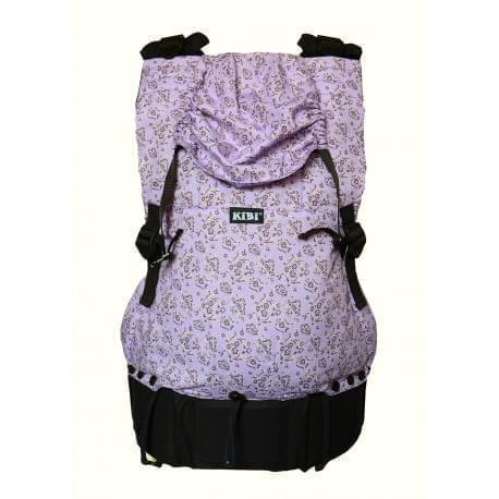 KiBi - ergonomické nosítko - Lilac