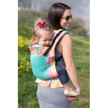 Tula Toddler- ergonomické nosítko - Coast Paint Palette