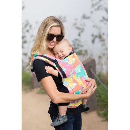 Tula Toddler- ergonomické nosítko - Paint Palette