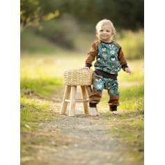 Babysoul - dětská souprava - lesní zvířátka
