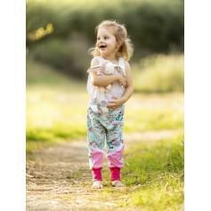 Babysoul - dívčí tepláky - Springrose