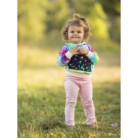 Babysoul - dětská mikina s kapucí - Triangles