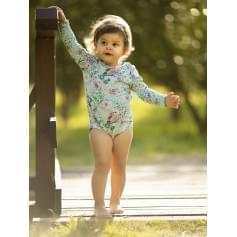 Babysoul - dětské body - Spring (teplejší)