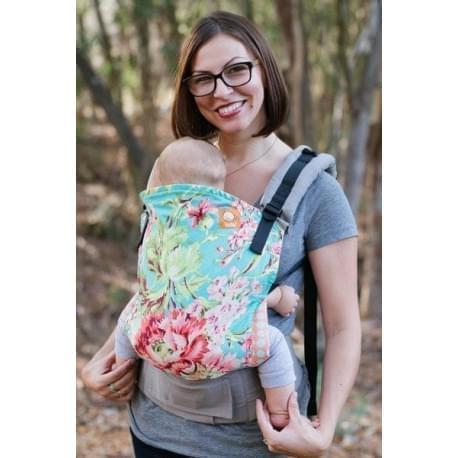 Tula Toddler - ergonomické nosítko - Incognito - pošta zdarma