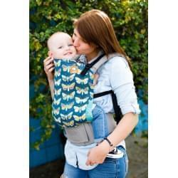 Tula Baby - ergonomické nosítko - Gossamer - POŠTOVNÉ ZDARMA