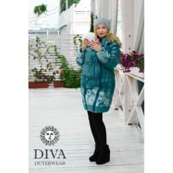 Diva Milano zimní nosící kabát 3v1 - Mare